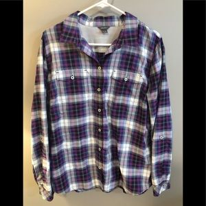 Eddie Bauer ladies shirt.